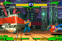 Play Street Fighter Alpha 3 Online