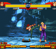 Play Street Fighter Zero 3 Upper Online