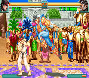 Play Super Street Fighter II X – Revival Online