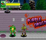 Play Teenage Mutant Ninja Turtles Online