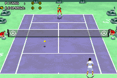 Play Tennis Masters Series 2003 Online