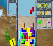 Play Tetris Worlds (E) Online