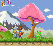 Play The Adventures of Jimmy Neutron Boy Genius – Jet Fusion Online