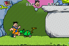 Play The Flintstones – Big Trouble in Bedrock Online
