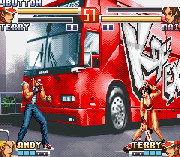 Play The King of Fighters EX2 – Howling Blood Online