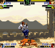 Play The King of Fighters EX – NeoBlood Online