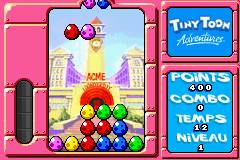 Play Tiny Toon Adventures – Wacky Stackers Online