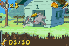 Play Tom and Jerry in Infurnal Escape Online