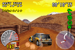 Play V-Rally 3 Online