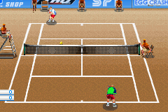 Play Virtua Tennis Online