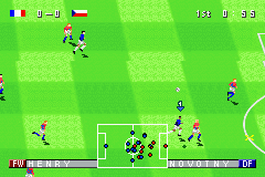 Play World Soccer Winning Eleven (english translation) Online