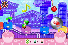 Play Yoshi – Topsy-Turvy Online